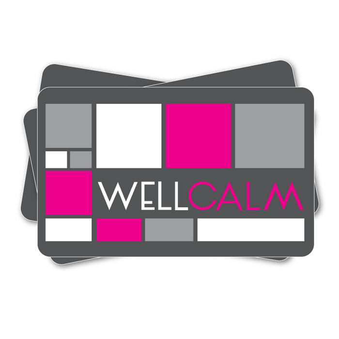 WellCalm 45 Minutes Massage - Gift Card