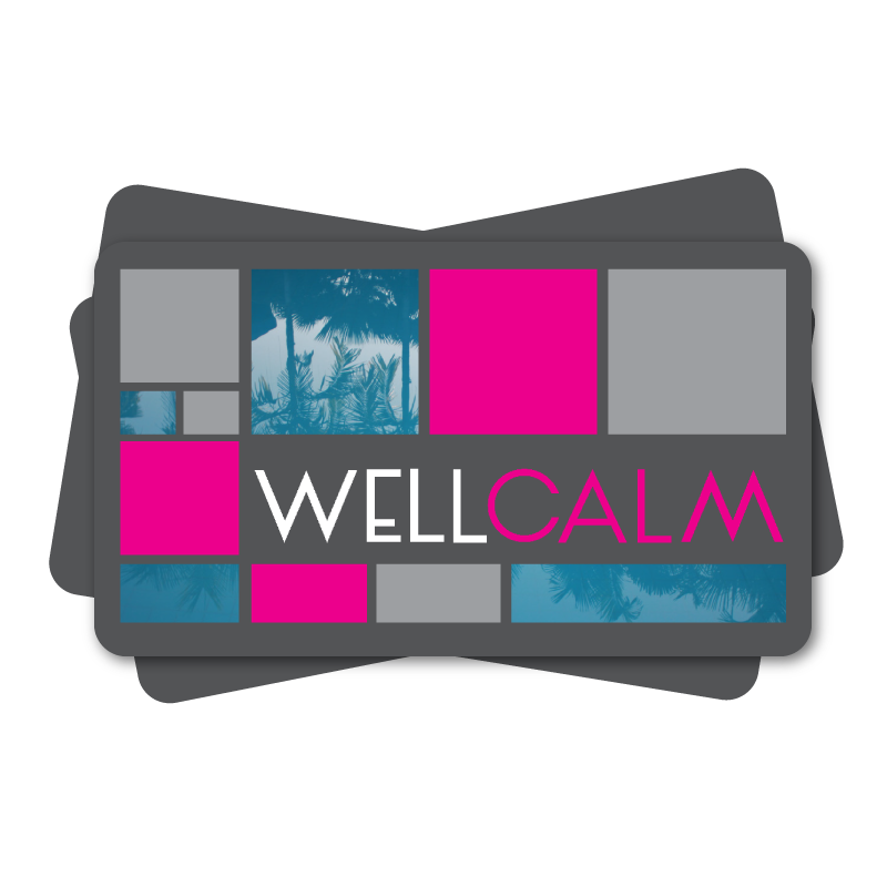 60 Minutes Massage - Gift Card - WellCalm