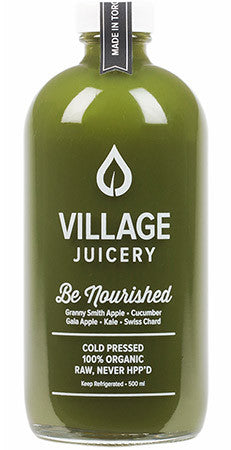 Village Juicery - Be Nourished - WellCalm