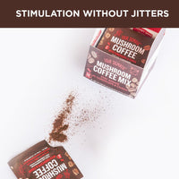 Four Sigmatic - Mushroom Coffee with Cordyceps Packets - WellCalm
