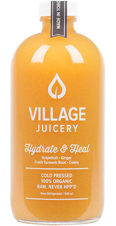 Village Juicery - Hydrate & Heal - WellCalm
