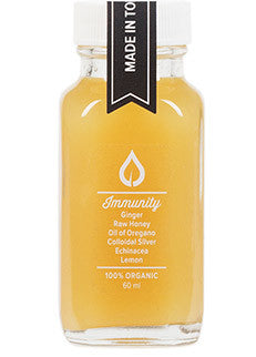 Village Juicery - Booster Shots - Immunity - WellCalm