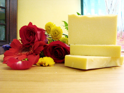 Pure 100% Real Florida Lemon Juice Soap