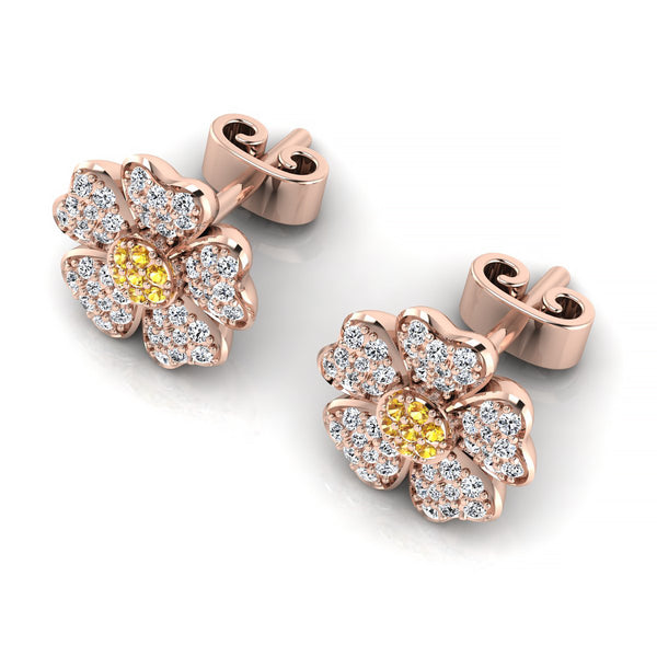 Unforgettable Womens Diamond Earring