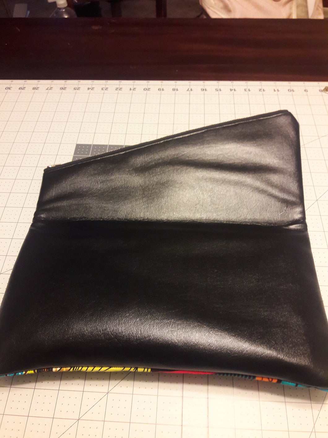 Leather Add-on to Clutch
