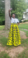 Custom Ankara Skirt