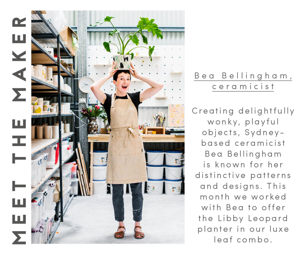 Meet the maker: Bea Bellingham
