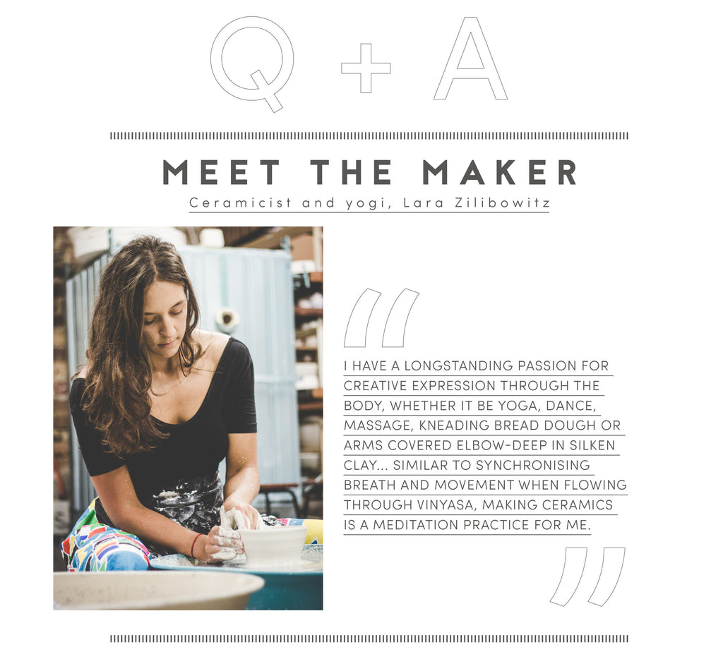 Meet the maker: Lara Zilibowitz