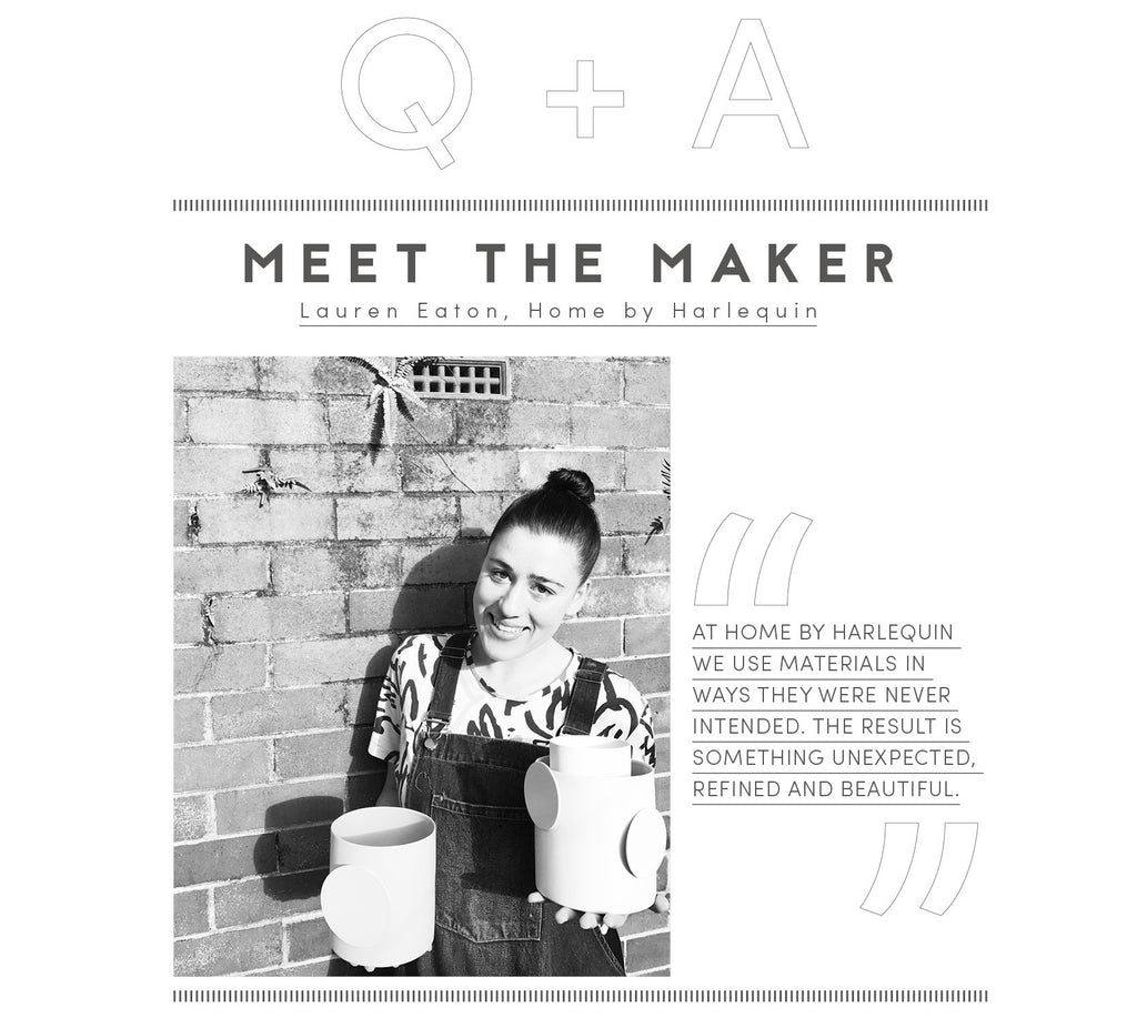 Meet the maker: Lauren Eaton