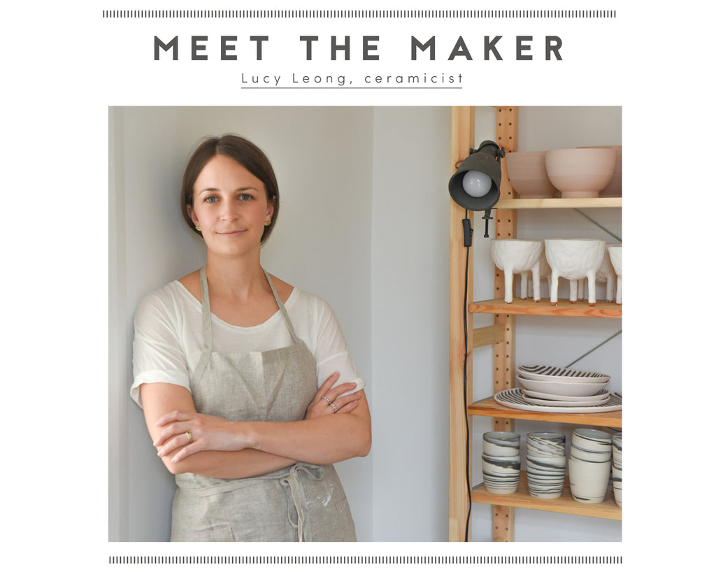 Meet the maker: Lucy Leong