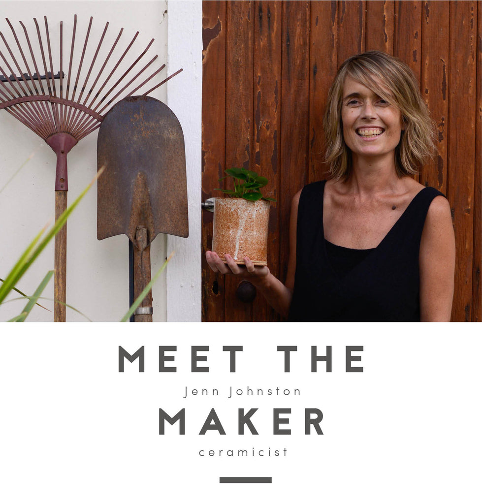 Meet the maker: Jenn Johnston