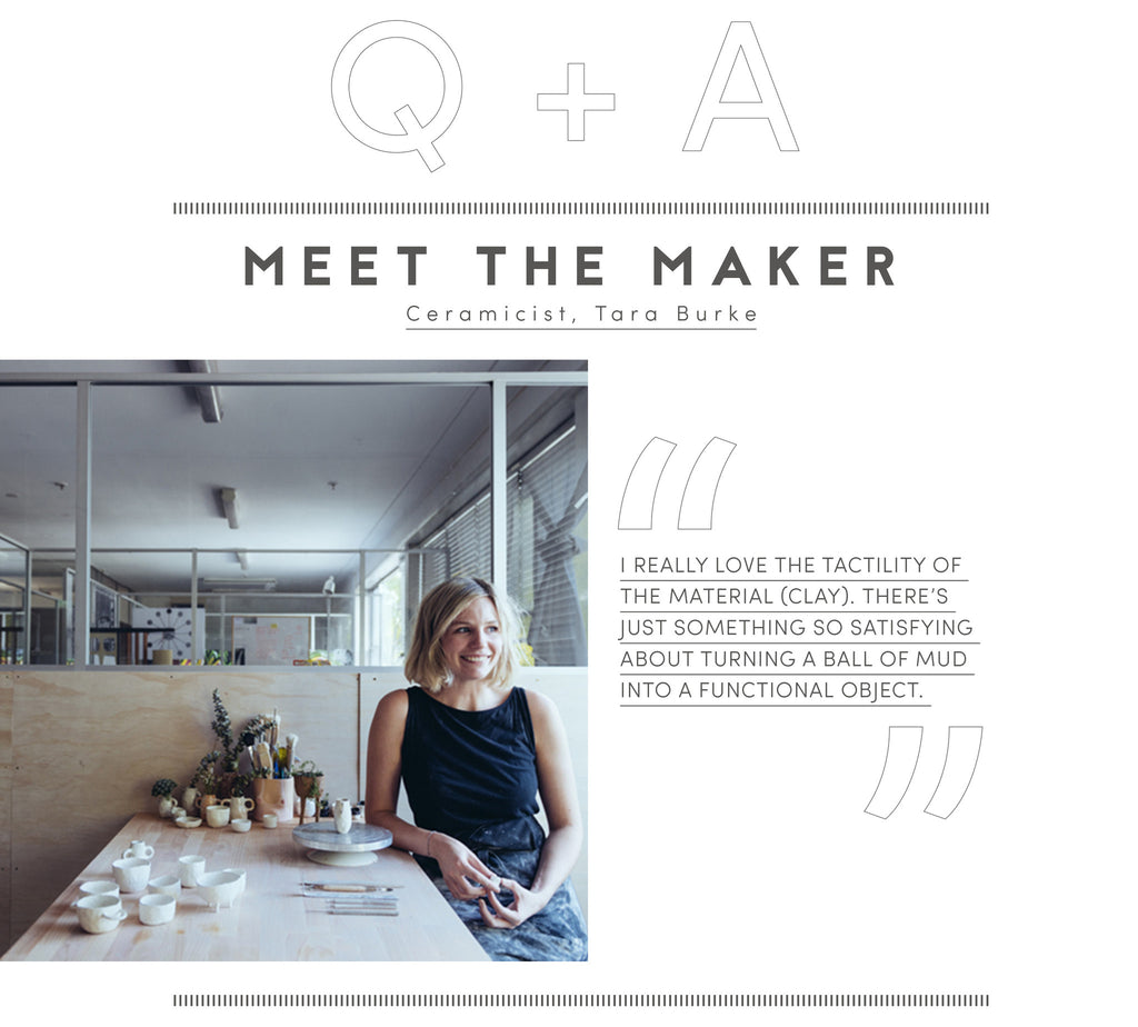 Meet the Maker: Tara Burke