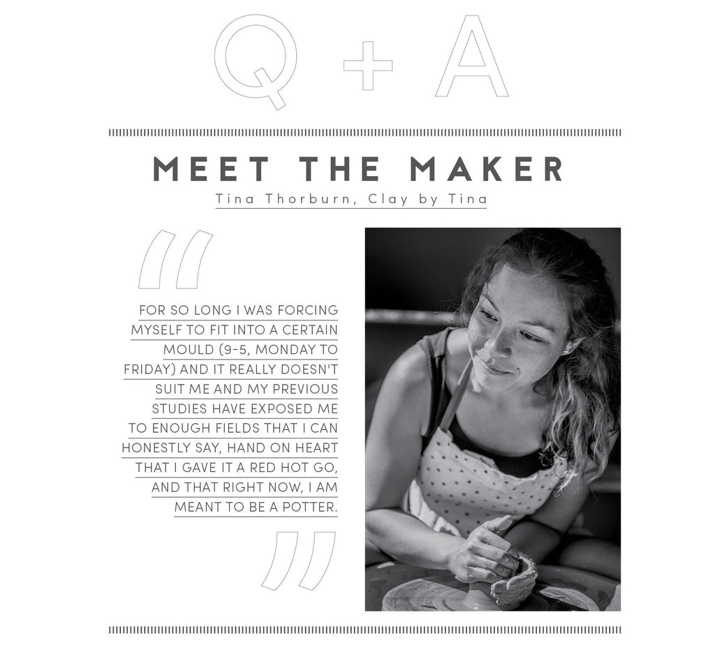 Meet the maker: Tina Thorburn