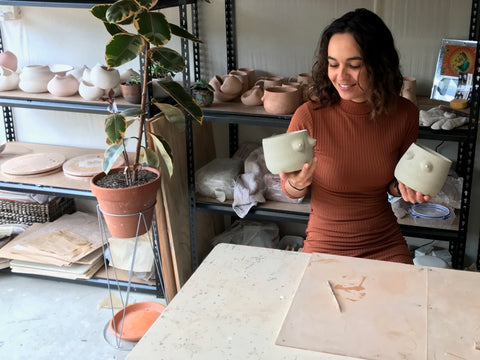 MEET THE MAKER: CIANE BREWSTER OF GLOST STUDIOS
