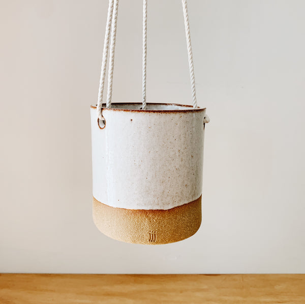 Jenn Johnston hanging planter