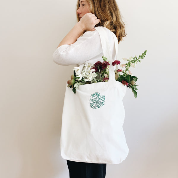 Monstera tote