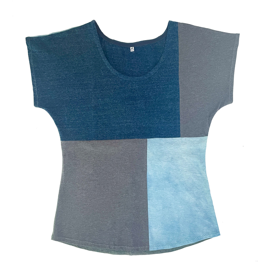 Uni-Tee: Upcycled Tops