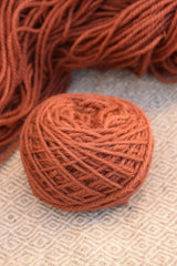 Pinky Brown (Madder) Yarn