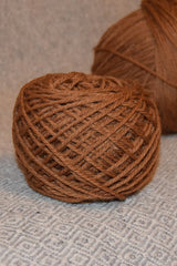 Light Brown (Oak bark) Yarn