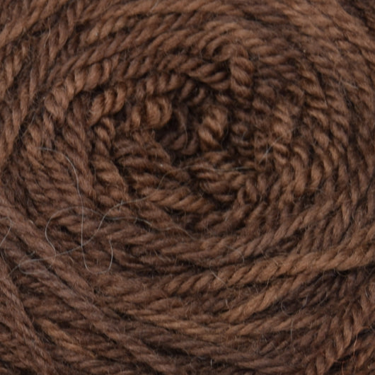 Chocolate Brown  (Alder's bark) Yarn