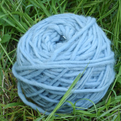Blue (Woad) Bulky Yarn