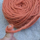 Orange (Madder) Bulky Yarn