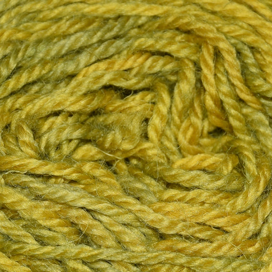 Green (Woad+Weld) Yarn