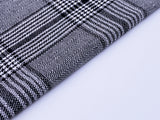 F013 45×30cm Houndstooth Pattern Fabric For Doll Clothes Sewing Doll Craft Sewin