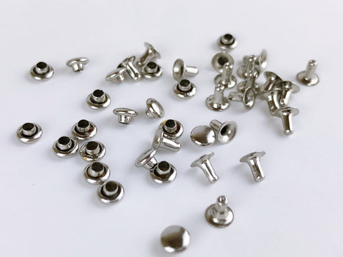 B043 Mini 3mm Rivet Studs Doll Clothes Sewing Craft Doll Sewing Supply