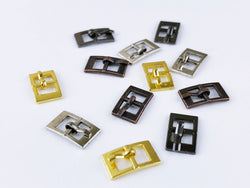 B022 Mini Metal Buckles Doll Clothes Sewing Craft Supply Blythe BJD Barbie