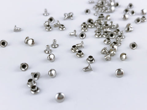 B052 Mini 3mm Rivet Studs Doll Clothes Sewing Craft Doll Sewing Supply