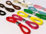 R005 3mm Machine Sewing Thread Leather Straps Doll Sewing Craft Doll Clothes