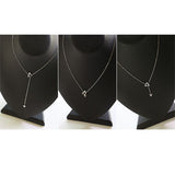 Reina stainless steel necklace
