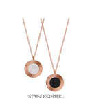 Coin Stainless Steel Necklace