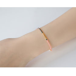 Sadie Adjustable Bracelet - artsyco
