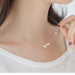 Esther Constellation Necklace - artsyco