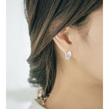 Ruth Stainless Steel Earring
