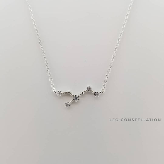 Birth Constellation Necklace - artsyco