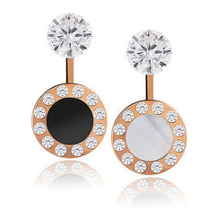 Rosalie Stainless Steel Earring