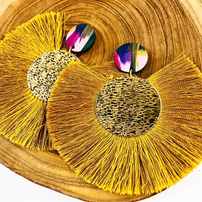 GLEBE Ashby Drop Earrings