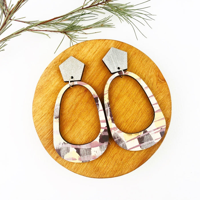WINDSOR Enmore Drop Earrings (Pattern)