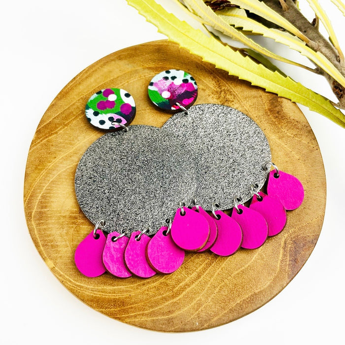 BABINDA Chima Drop Earrings