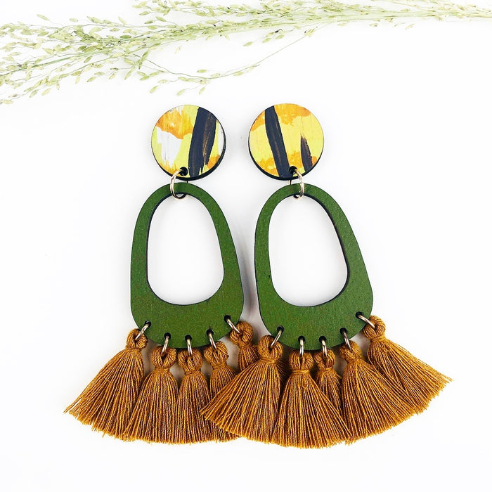 CLASSIC BEE Aren Drop Earrings