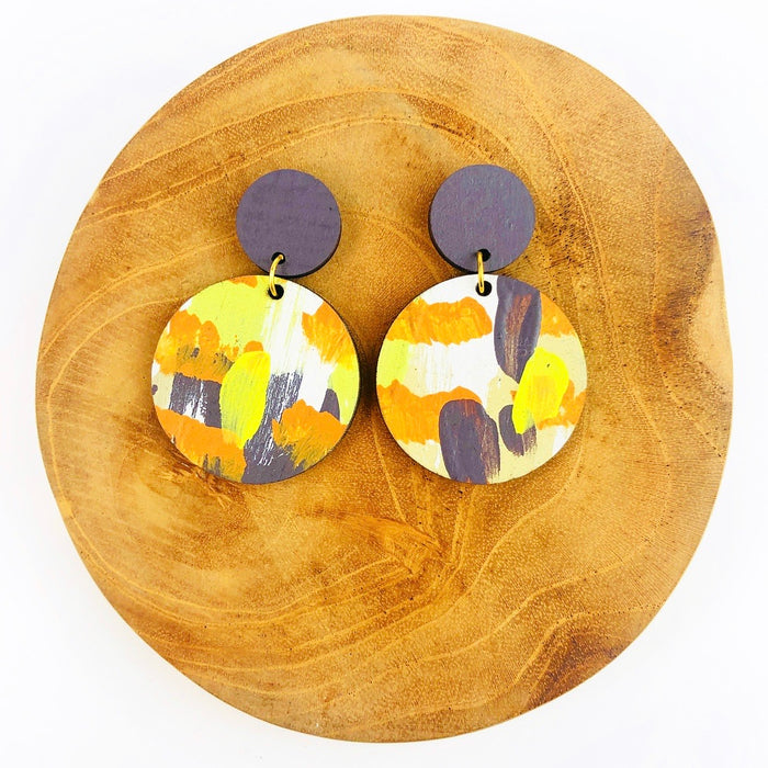 CLASSIC BEE Frankie Drop Earrings