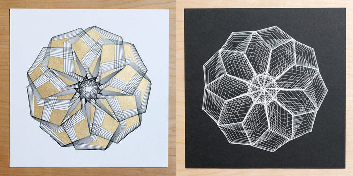 How to Draw Generative Art with an Axidraw Pen Plotter
