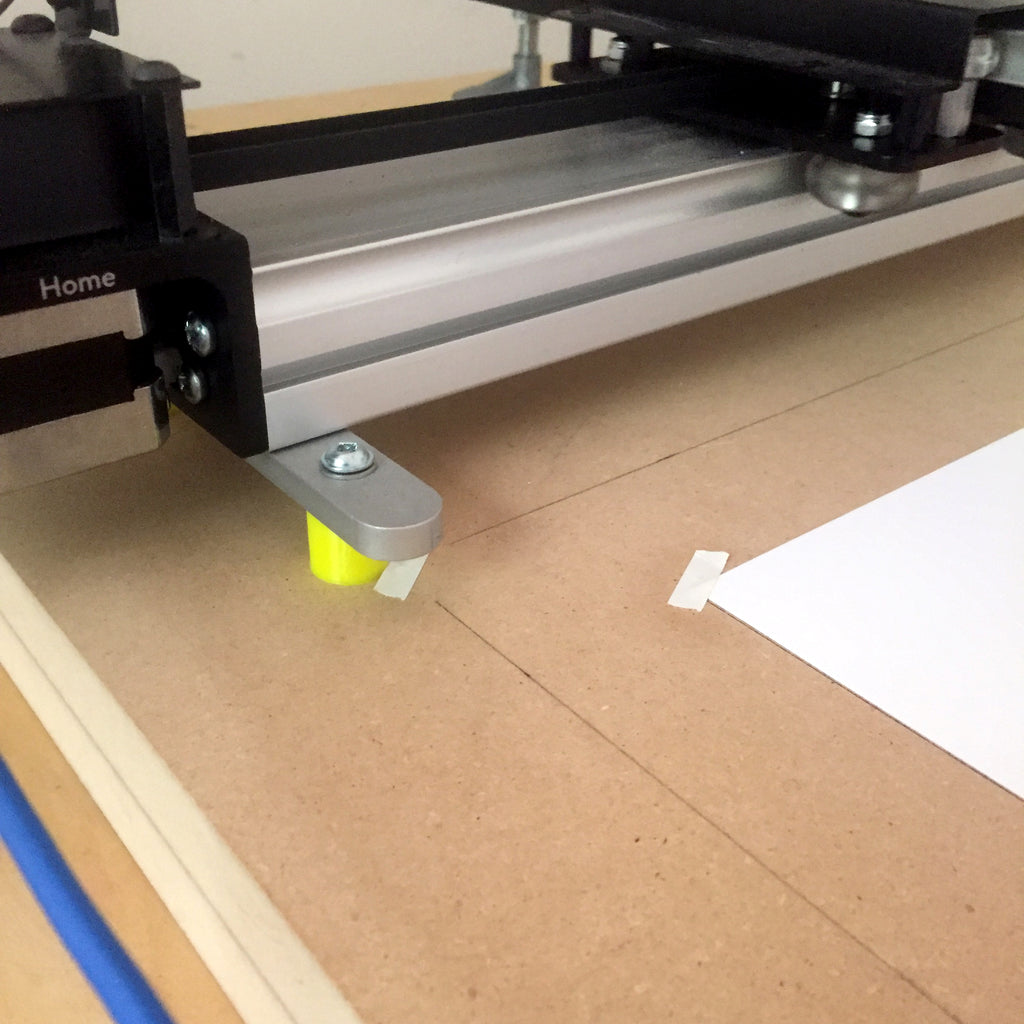 axidraw pen plotter setup