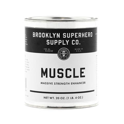Brooklyn Supply Co Superpowers