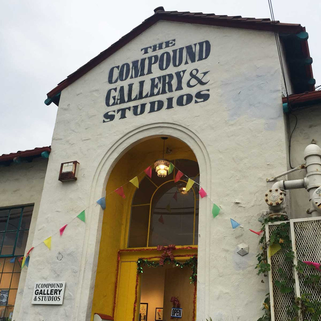 compound gallery in emeryville california
