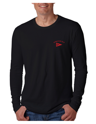 Noroton Bay Adult LS Tee