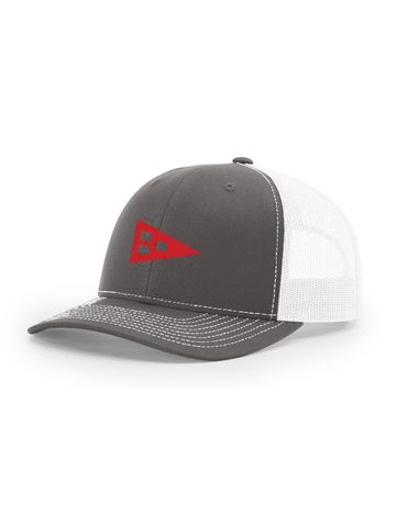 Noroton Bay Charcoal Grey Hat